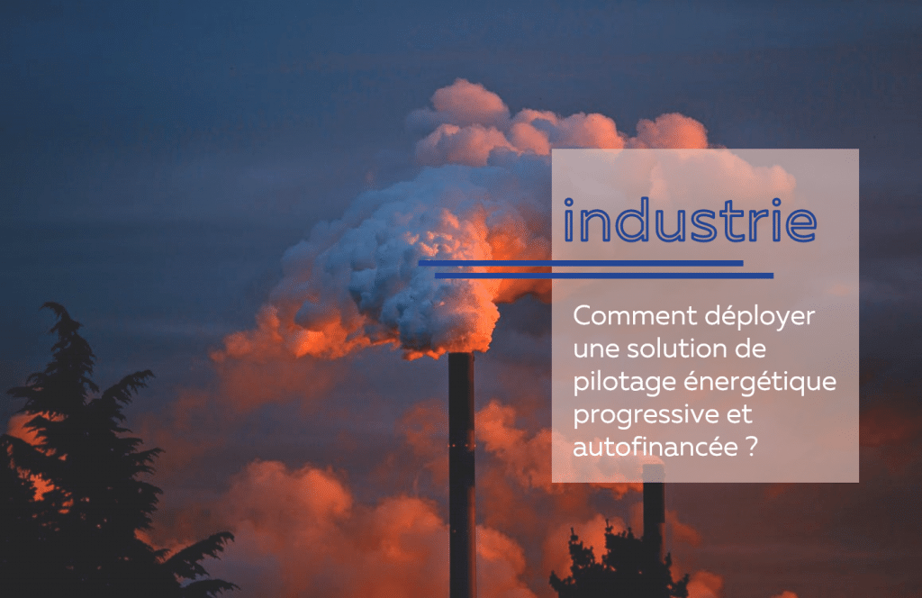 Energy management industrie
