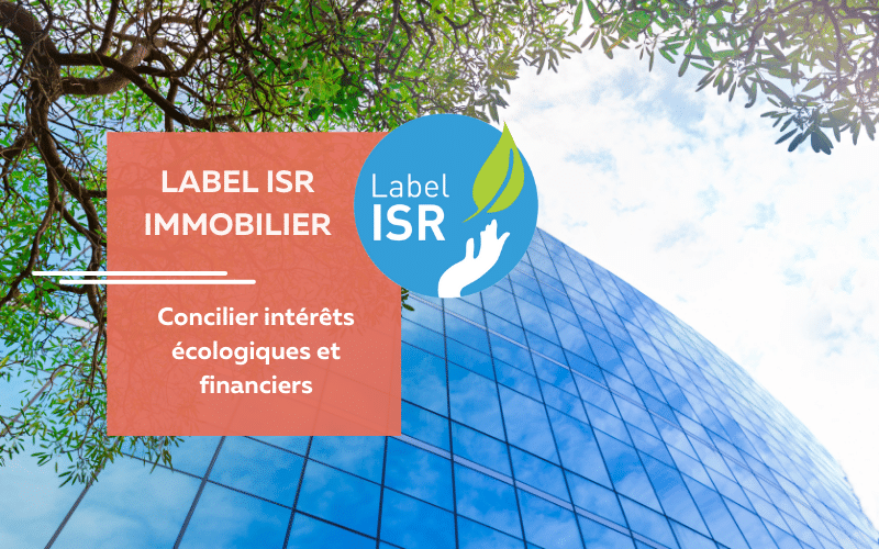 Label ISR Immobilier